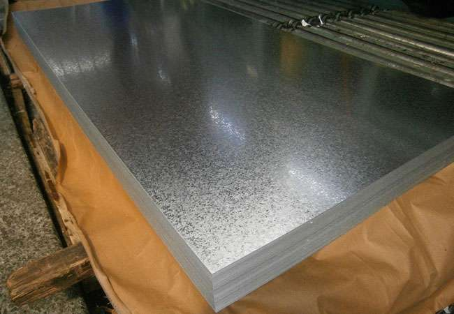 Galvanized-steel-plates