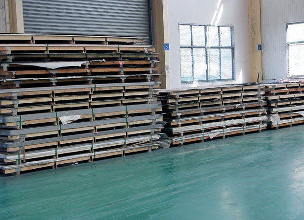 Heat-Treatment-of-Stainless-Steel-Plate-pack