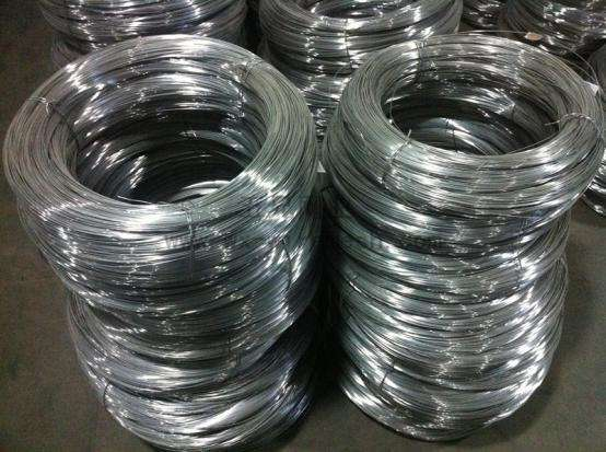 Nickel and Stainless Steel