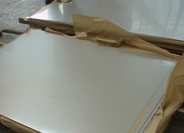 Water-cutting-of-stainless-steel-plate-pack