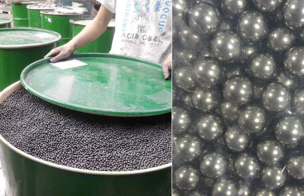 All kinds of Stainless steel ball