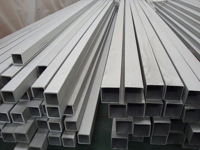 Stainless Steel Rectangular Square Pipe Tube