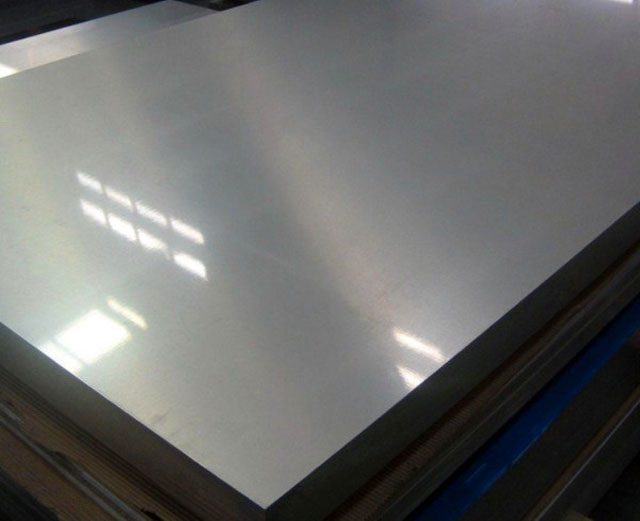 Polished Stainless Steel Sheets